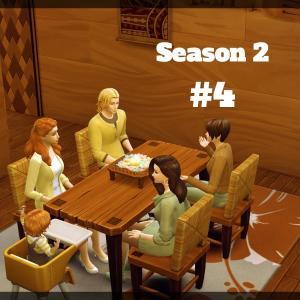 【Sims4】#4 母親の温もり【Season 2】