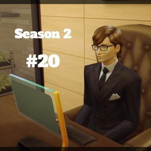 【Sims4】#20 離れられない運命【Season 2】