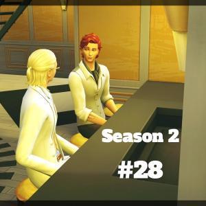 【Sims4】】#28 ビジネスパートナー【Season 2】