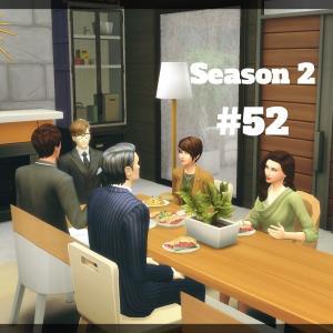 【Sims4】#52 久々の一家団欒【Season 2】
