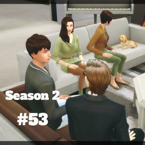 【Sims4】#53 結婚の意義【Season 2】