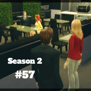 【Sims4】#57 先輩と後輩【Season 2】