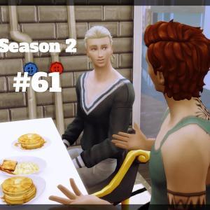 【Sims4】#61 説明できない感情【Season 2】