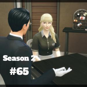 【Sims4】#65 不可解なきっかけ【Season 2】