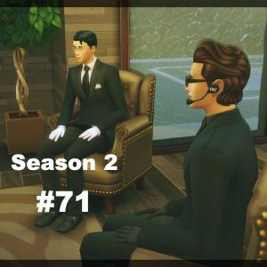 【Sims4】#71 現役引退【Season 2】