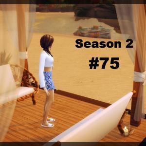 【Sims4】#75 結果と過程【Season 2】