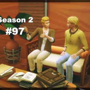 【Sims4】#97 将来へのステップ【Season 2】