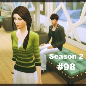 【Sims4】#98 いつかの温もり【Season 2】