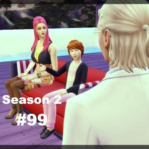 【Sims4】#99 名前のいらない関係【Season 2】