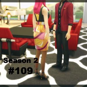 【Sims4】#109 プロポーズ【Season 2】
