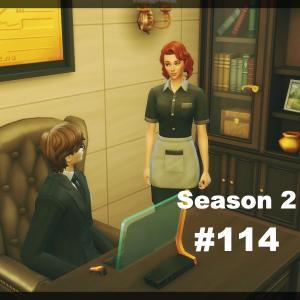 【Sims4】#114 プランB【Season 2】