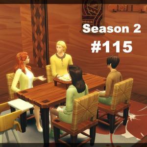【Sims4】#115 もう一つの家族【Season 2】