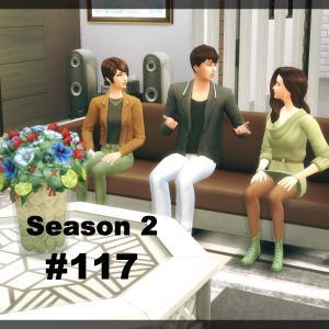 【Sims4】#117 二つの家族【Season 2】