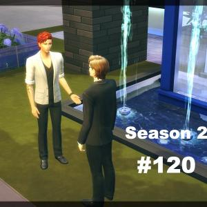 【Sims4】#120 理想と現実【Season 2】