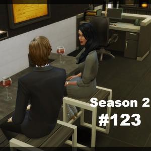 【Sims4】#123 見上げる景色と見下ろす景色【Season 2】