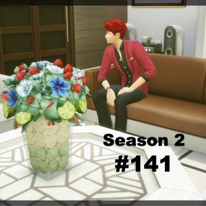 【Sims4】#141 永遠の決断【Season 2】