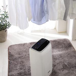 梅雨時期など部屋干しの生乾き防止に衣類乾燥除湿機がおススメ!