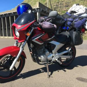 【北海道一周ツーリング① 1日目~2日目】1か月以上かけてバイクで北海道一周してきた