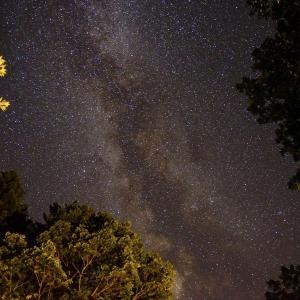 【北海道一周ツーリング④ 6日目~8日目】オンネトー野営場で星空キャンプ