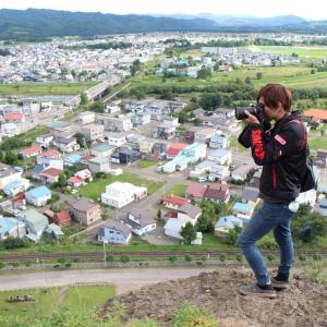【北海道一周ツーリング⑥ 10日目~11日目】自殺の名所「瞰望岩(がんぼういわ)」へ行ってみた
