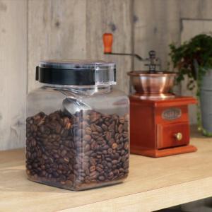 【常温・冷蔵・冷凍で】コーヒー豆・粉の保存方法とコーヒーキャニスターのおすすめ