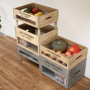 野菜の常温保存に!野菜ストッカーの選び方とおすすめアイテム&代用品のアイデア