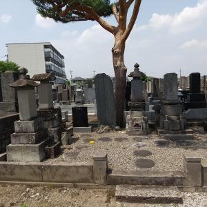 桂林寺に御墓があるらしい・・・