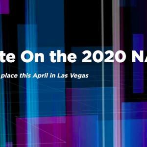 NAB 2020の開催中止が決定