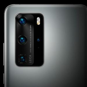 HUAWEIがP40シリーズを発表。最上位のP40 Pro+は5眼で1/1.28型センサー搭載