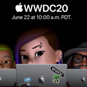 AppleがWWDC2020の基調講演ストリーミングイベントをYouTubeに追加