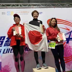 【1本目〜睡魔と尿意の戦い〜】台北ウルトラマラソン6時間走×3本