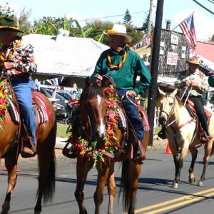マカワオのパレード