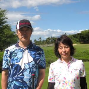 S・Y・良田さんご夫妻