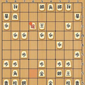 将棋を覚えたての初心者がぴよ将棋LV1と対戦した結果…