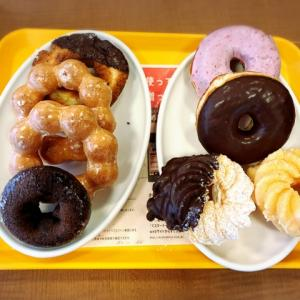 ダイエット中のミスタードーナツ 何が一番糖質が低いのか
