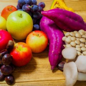 秋の食材 ダイエット向きな物は?
