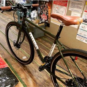 RALEIGHのクロスバイクを購入!街乗りからちょっとした遠出まで使える万能アイテム!