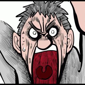 いじめの記憶:ストーリー漫画『どうせ死ぬなら死ぬまで戦え』#9「決心」