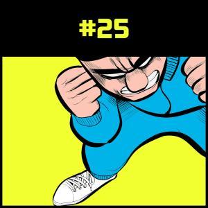 【いじめ+格闘漫画】#25「打ち合い」
