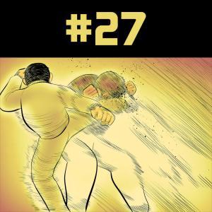 【いじめ+格闘漫画】#27「内股」