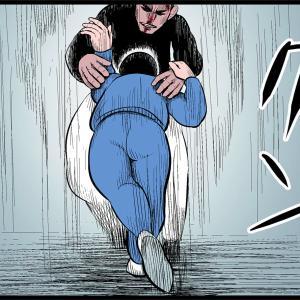 【いじめ+格闘漫画】#33「背負投」