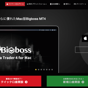 海外FX Big Bossの口座開設方法やメリット・デメリットを詳しく解説!