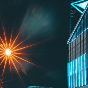 IoT街路灯の実証実験始まる
