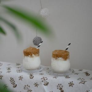 話題のダルゴナコーヒー!!GWのstartは…おうちカフェ(*´ω`)簡単に作れて美味しいモノ♡