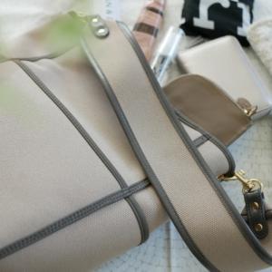 【楽天】溢れる!!大人感♡お仕事Bagはコレ!!新色グレーが最高でした♪