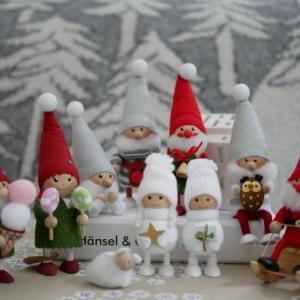 【クリスマス】北欧の妖精♡かわいすぎる…癒しの世界(・´з`・)今年のニッセ!!
