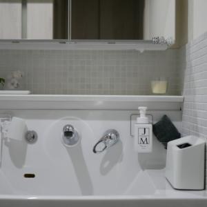 【楽天】洗面所の必須ぶら下げ収納♪新旧リアル比較!!半額で買えたモノ♡