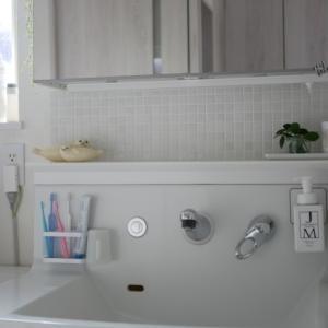 【洗面所】歯ブラシ収納問題!!Towerで見直し♪洗面所で愛用中のTowerと♡