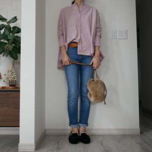 40代ファッション♪数十年ブリ!?一目ぼれした新鮮ピンクが最高だったー♡