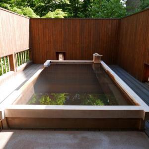厨翠山 大浴場